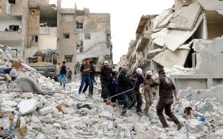 قوات النظام تتقدم في حلب وتدمر
