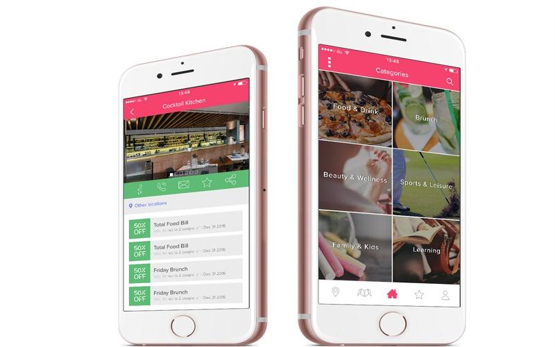 عناية بالصحة والجمال عبر تطبيق بالهاتف المحمول