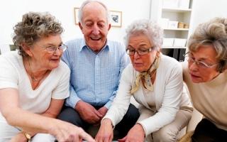 أغلبية كبار السن في ألمانيا راضون عن حياتهم الماضية