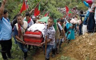قادة المجتمعات الأصلية يتعرّضون للقتل