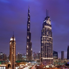"""""""العنوان بوليفارد"""" المنتجع العصري الفاخر في """"وسط مدينة دبي"""""""