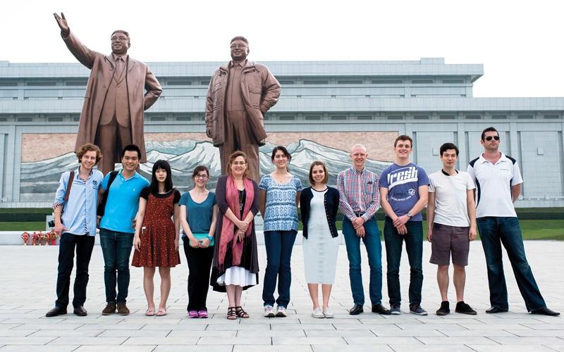 أسترالي يُطلق أول وكالة سياحية لاستكشاف كوريا الشمالية