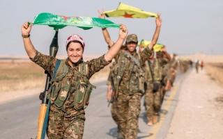 اشتباكات بين قوات كردية سورية وعراقية في سنجار