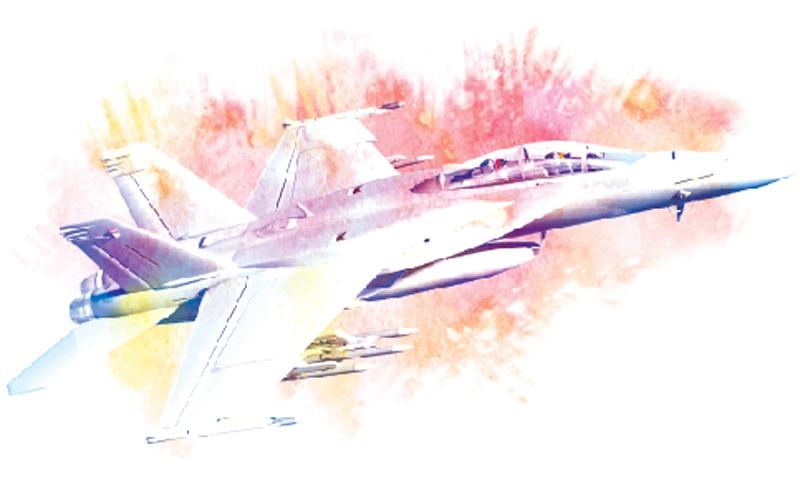 ( بالغرافيك ) «فلايت غلوبال» الشرق الأوسط يسجل نمواً بنسبة 3 % في حجم الأسطول العسكري