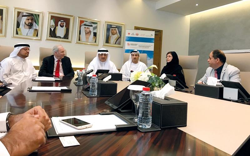 دبي تفوز باستضافة «المؤتمر العالمي لأمراض القلب»