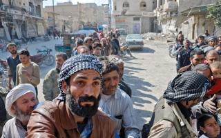 غارات وقصف على الغوطة الشرقية رغم الهدنة