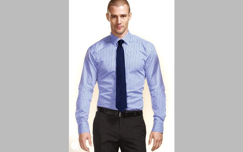 قمصان لا تناسب بعض الرجال
