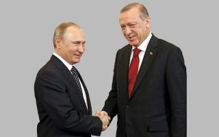 بوتين: التعاون الروسي التركي العسكري في سورية فعّال