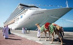 الصورة: دبي محور للرحلات البحرية في الخليج العربي