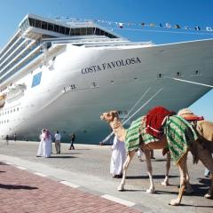 دبي محور للرحلات البحرية في الخليج العربي