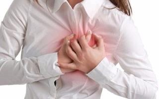 الصورة: أعراض غير واضحة للنوبة القلبية