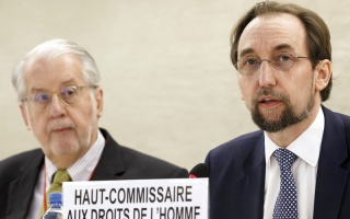 الأمم المتحدة: سورية باتت «غرفة تعذيب»