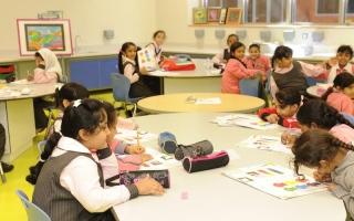 الصورة: مدارس خاصة في أبوظبي تؤجل الدراسة للغد