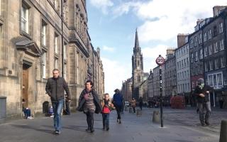 %57 من الاسكتلنديين يرفضون الاستقلال عن بريطانيا
