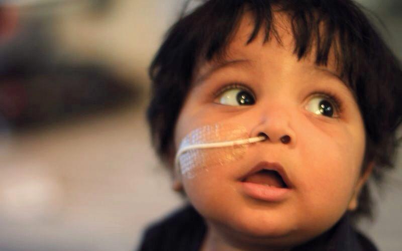الطفل «خليفة» وُلد بنقص المناعة المركّب.. وأنقذه العلاج الجيني