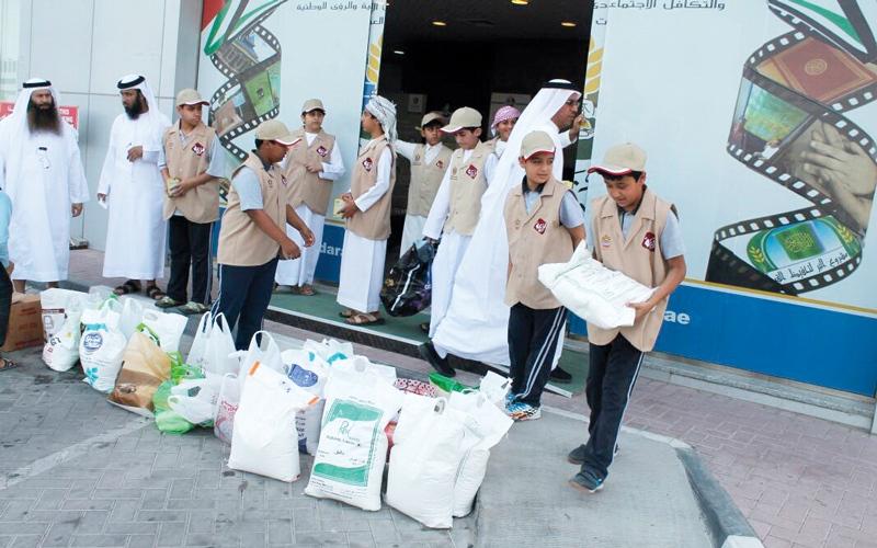 مشروعات خيرية بـ 13.3 مليون درهم حصاد «دار البر» في رأس الخيمة