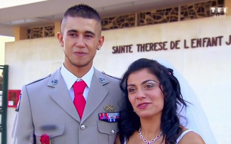 عقوبة الحبس بانتظار جندي فرنسي شارك في برنامج تلفزيوني