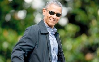 باراك أوباما يزور بولينيزيا الفرنسية