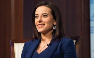 دينا حبيب مساعدة لمستشار الأمن القومي الأميركي