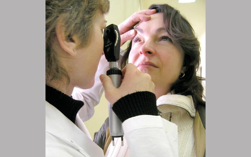 تشوّش الرؤية يُنذر بالتنكس البقعي