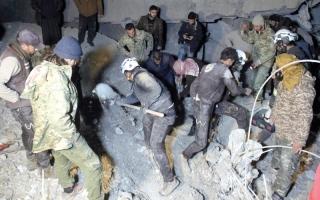 دمشق تعلن إسقاط طائرة إسرائيلية.. وتل أبيب تنفي