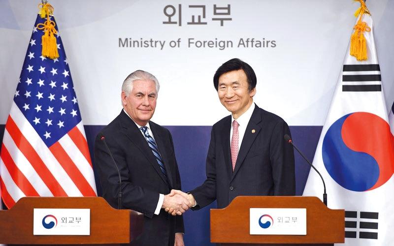 الديمقراطية في كوريا الجنوبية تسير في الطريق الصحيح