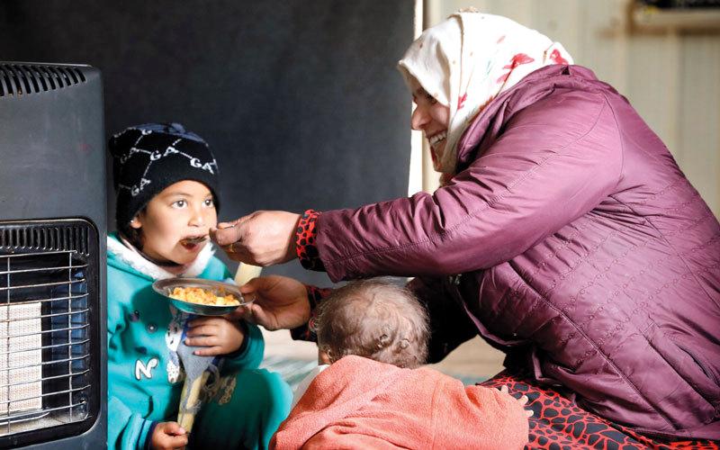 «سلمى» أسهم في تخفيف معاناة مئات الآلاف من المتضررين من الكوارث المختلفة.  من المصدر