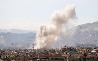 المعارضة تبدأ معركة في دمشق وتتقدم بمناطق حيوية للنظام