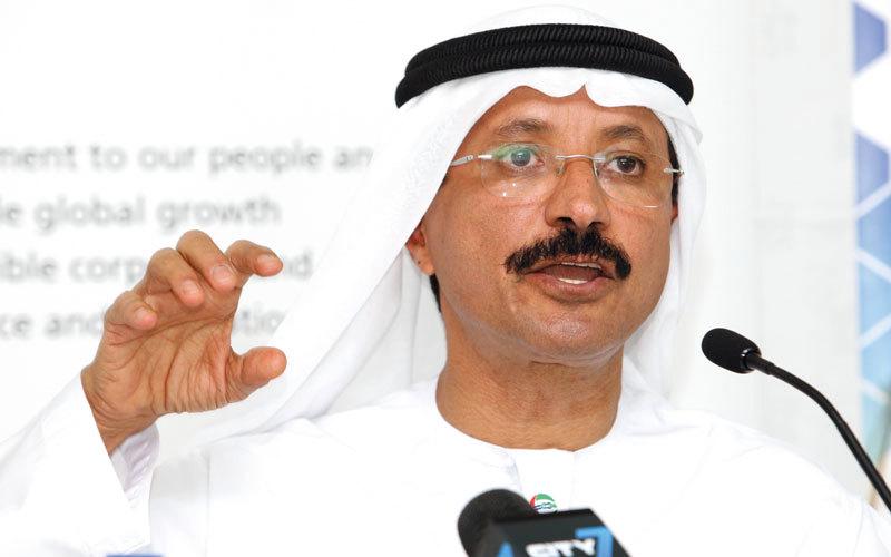 سلطان أحمد بن سليم : «أحجام المناولة عبر محفظة أعمال المجموعة واصلت النمو متفوقة على أداء القطاع».