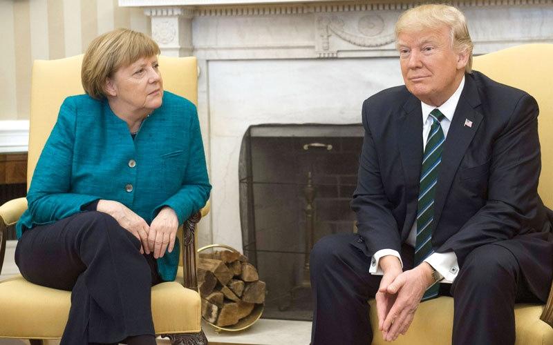 ألمانيا غير مدينة بمبالغ طائلة لحلف النـاتو