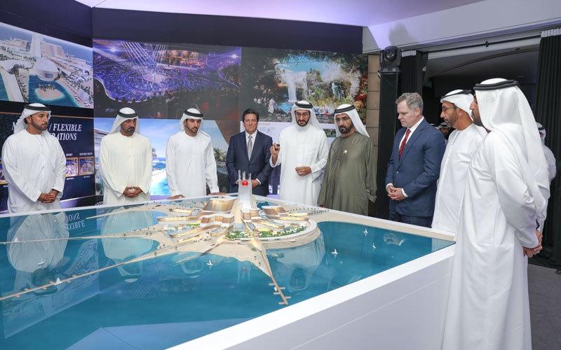 محمد بن راشد: بلادنا تمتلك المقومـات  الأساسية للصناعة السياحية والترفيـــهية
