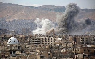 المعارضة تتقدم شرق دمشق في هجوم جديد