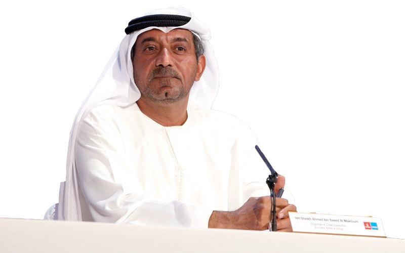 أحمد بن سعيد: الإمارات في الصدارة عند تبنّي أحدث التقنيات الذكية