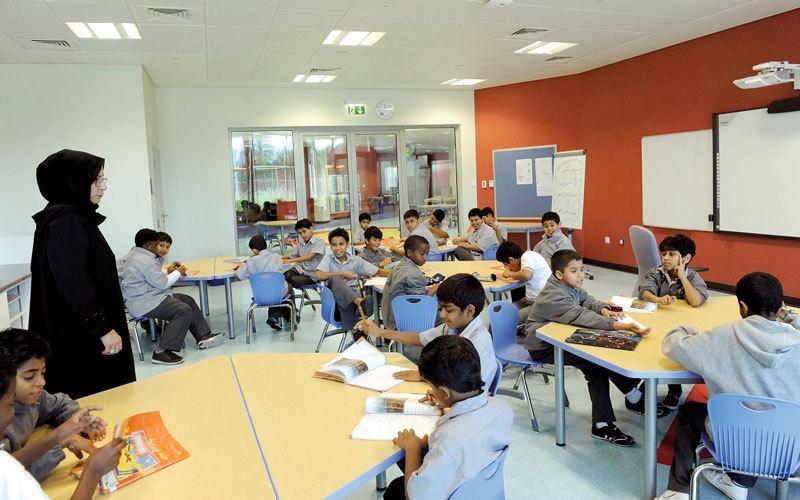 مقيمون يدعون إلى رفع نسبة قبول أبنائهم في المدارس الحكومية