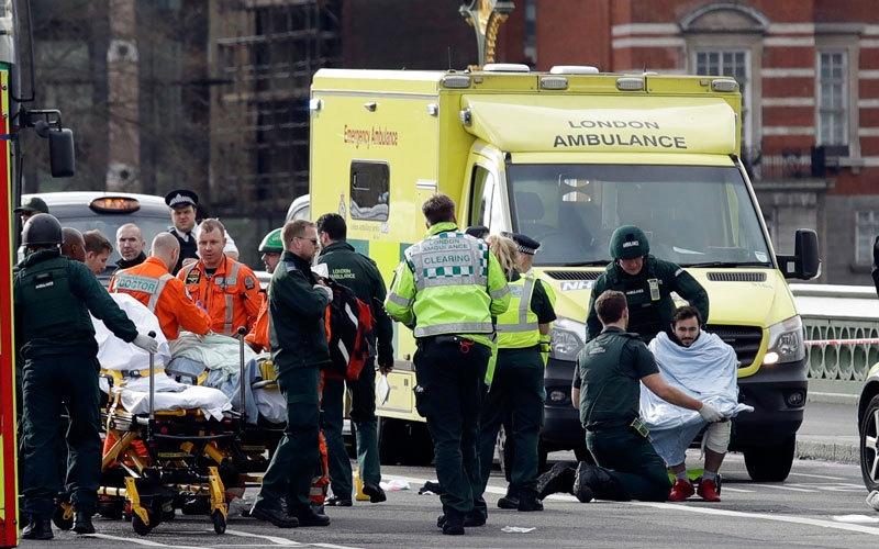 3 قتلى في هجوم إرهابي على البرلمان البريطاني.. والإمارات تدين