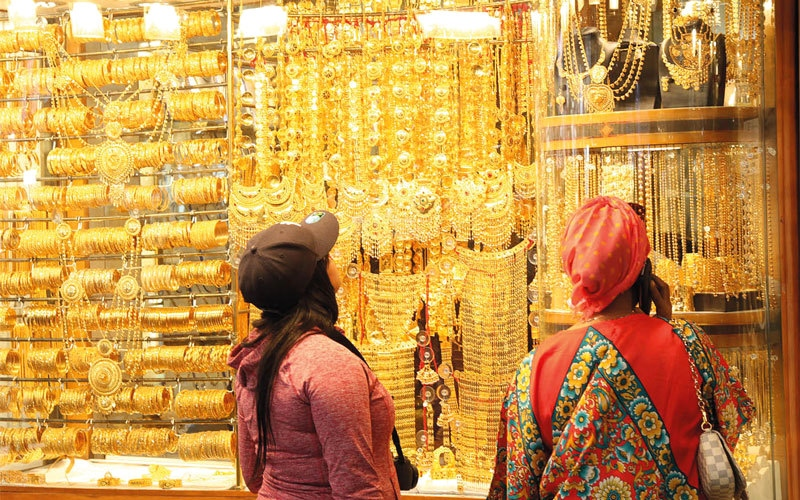 ارتفاع الذهب يقود إلى تراجع في مبيعات المشغولات