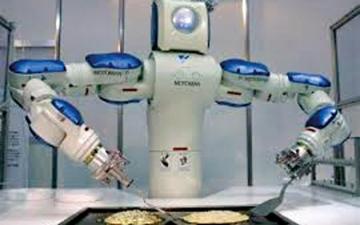 «الروبوت» سيأخذ 30% من الوظائف في بريطانيا