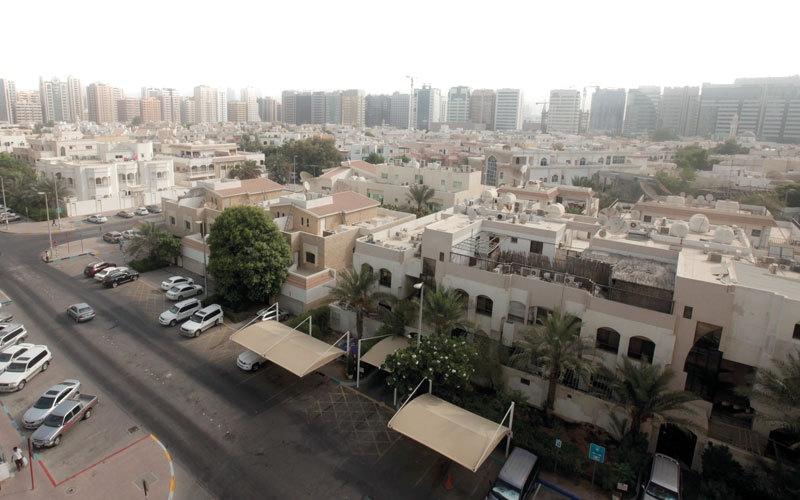 فلل شاغرة في أبوظبي رغم خفض الإيجار بنسب تصل إلى 20%