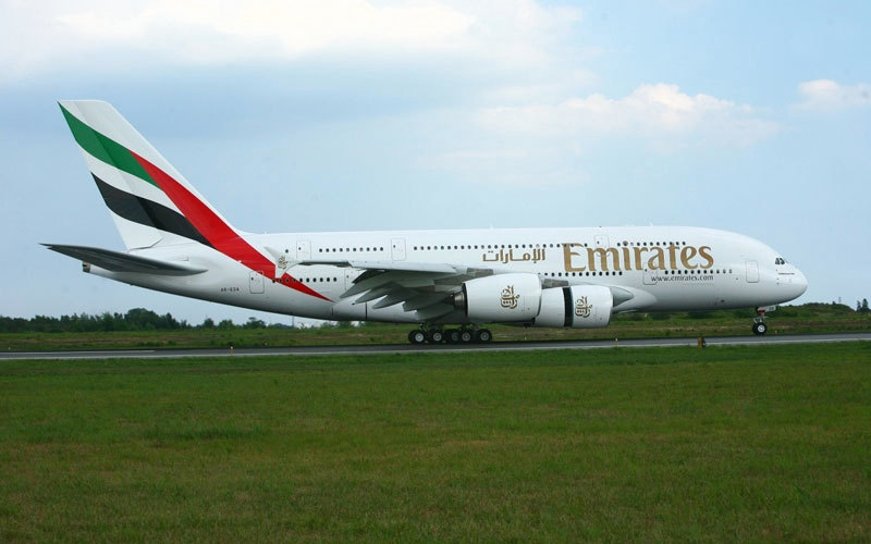 «طيران الإمارات» تشغّل «إيرباص A380» إلى ناريتا والدار البيضاء وساو باولو