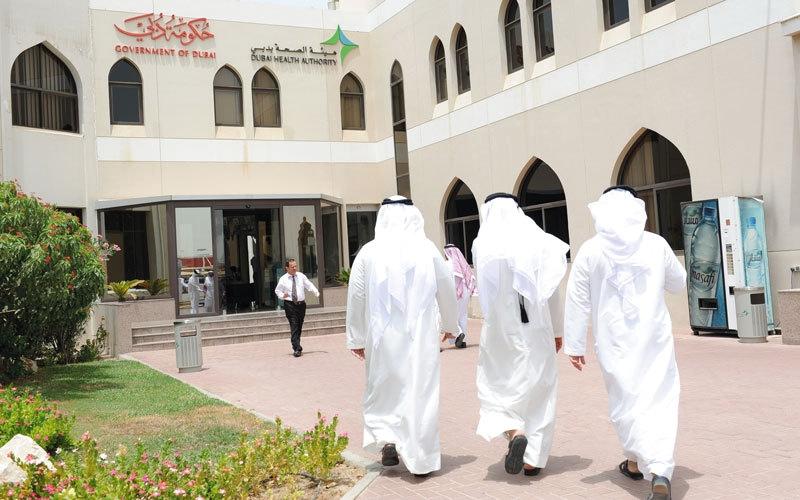 «صحة دبي»: المستفيدون من التأمين الصحي تجاوز عددهم 4.3 ملايين