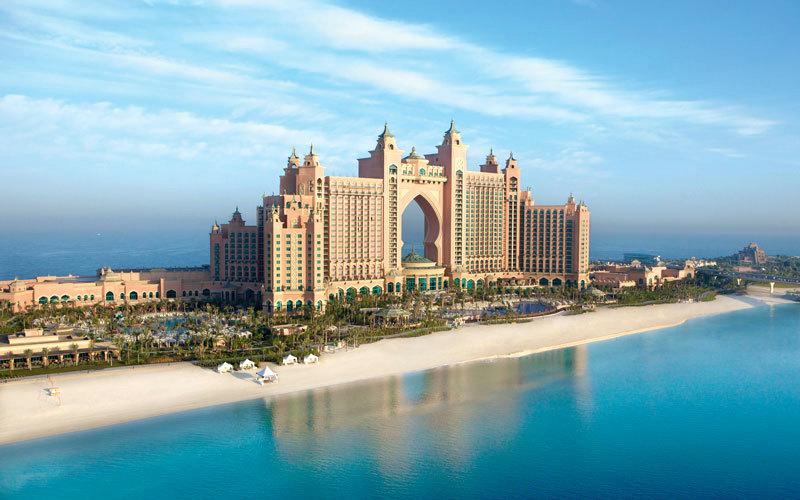 الإمارات توفر خيارات لا تُنسى وتُعد من أروع الوجهات السياحية في العالم. أرشيفية