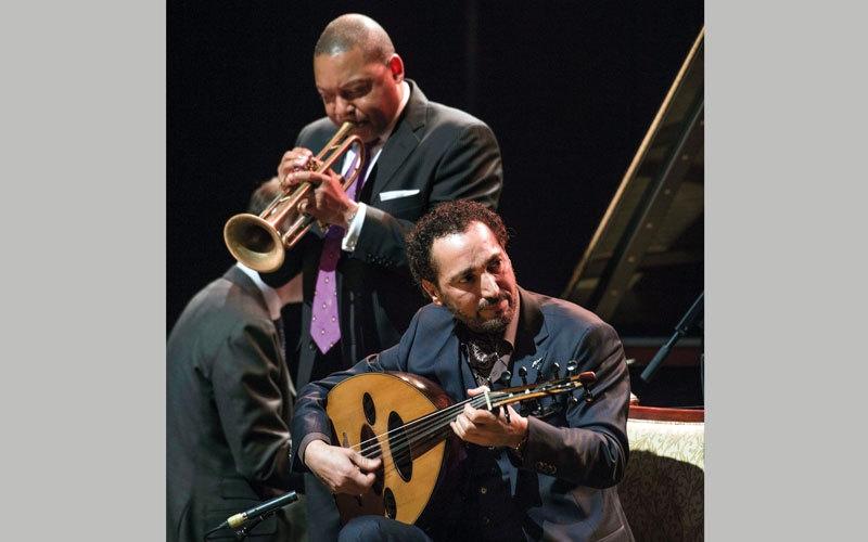 «أسطورة الجاز» يمتع جمهور مهرجان أبوظبي