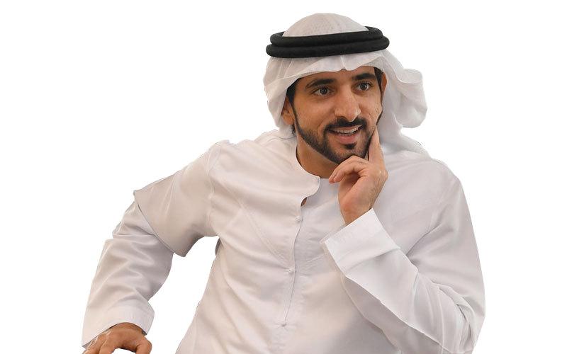 حمدان بن محمد: «سوق دوت كوم» قصة نجاح خرجت من دبي - الإمارات اليوم