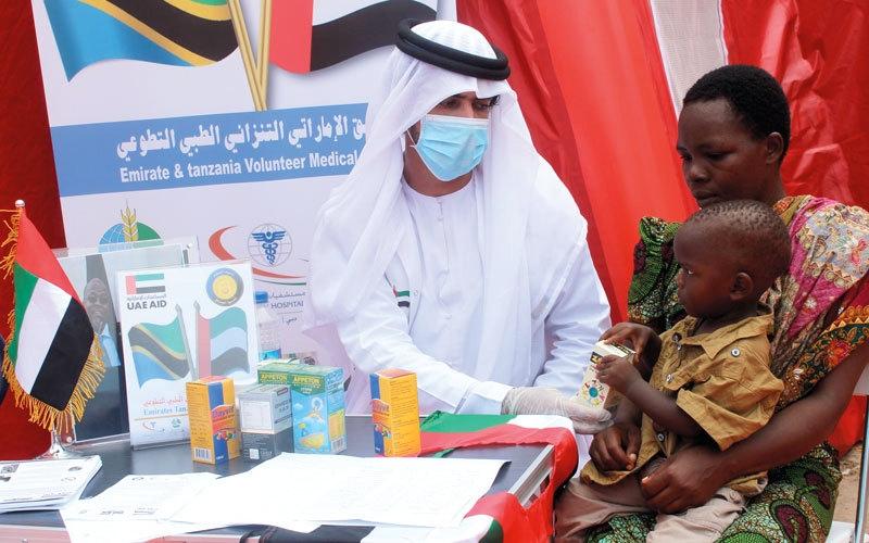 «زايد العطاء» تبدأ تسجيل الأطباء المواطنين في «إعداد»