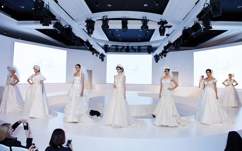 «الشارقة للعروس» يستعد لدورته الثانية بـ 100 شركة وعلامة تجارية