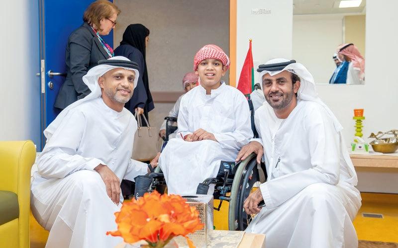 «حديد الإمارات» تطلق مبادرة «ونيسك»