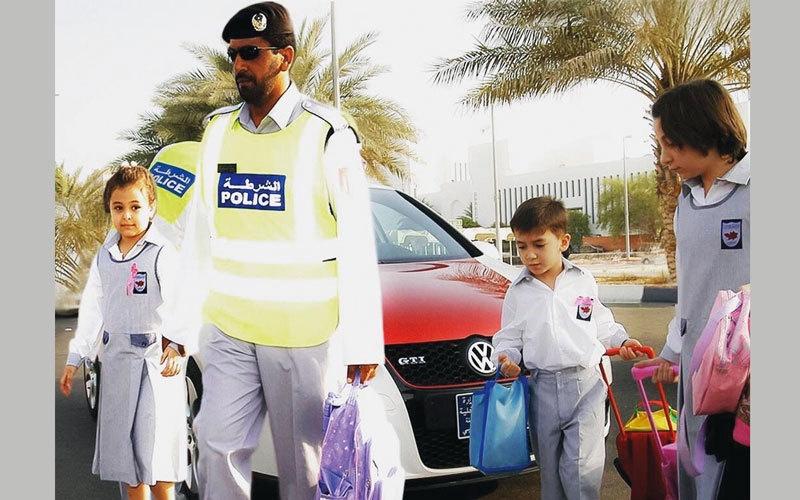 غرامات ونقاط سوداء للسائقين المتهوّرين أمام المدارس