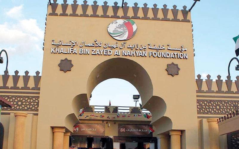«دبي الإسلامي» يتبرع لـ «خليفة الإنسانية» بـ 4 ملايين درهم