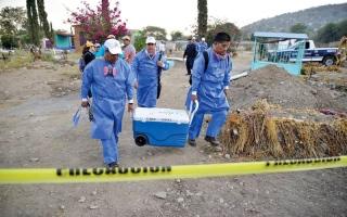 الصورة: الاختفاء القسري وجرائم العصابات تقضّ مضجع الحكومة المكسيكية