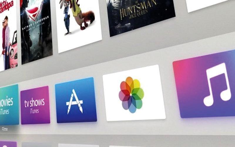 إصدار جديد لنظام تشغيل «تلفاز أبل 4»